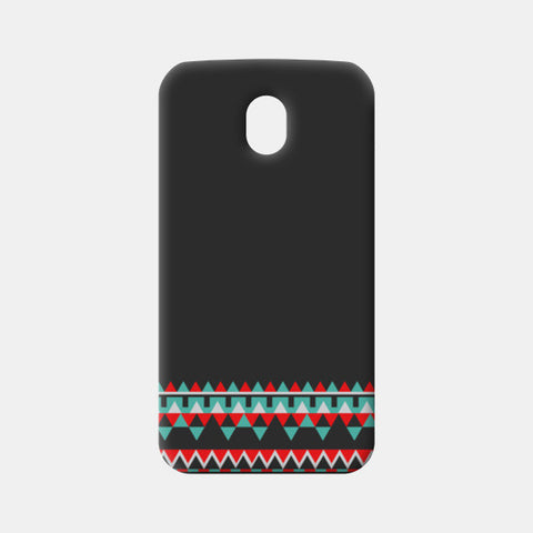 Abstract Border design Moto G3 Cases | Artist : Amantrika Saraogi