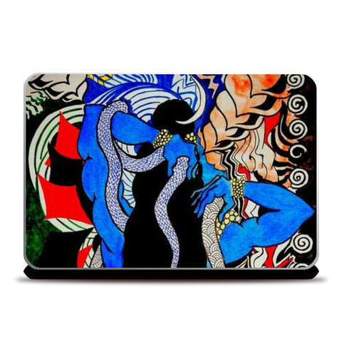 Laptop Skins, shiva psy Laptop Skins | Artist : akash biyani, - PosterGully