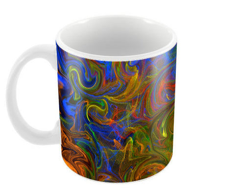 Rhythm of colors Coffee Mugs | Artist : Amar Singha