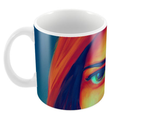 Shruti Hassan Coffee Mugs | Artist : Delusion