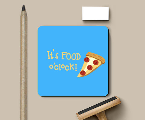 FOOD o'clock Coasters | Artist : Maitreyeeee