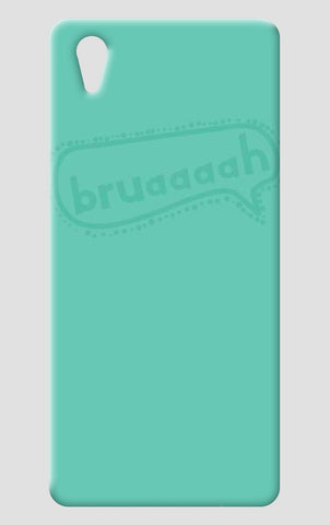 Bruaaaah Punjabi One Plus X Cases | Artist : designoholic0211