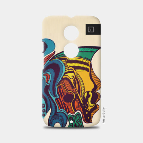 Moto X2 Cases, Nobody Moto X2 Cases | Artist : Siva kumar B, - PosterGully