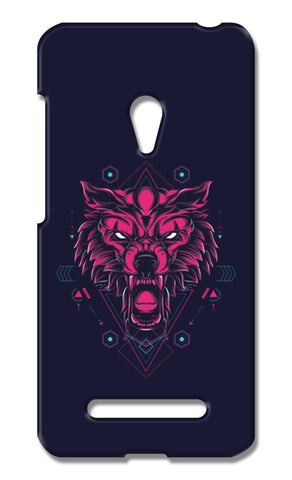 The Wolf Asus Zenfone 5 Cases | Artist : Inderpreet Singh