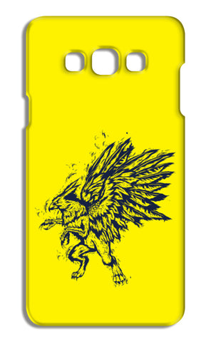Mythology Bird Samsung Galaxy A7 Cases | Artist : Inderpreet Singh