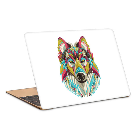 Wolf Artwork Laptop Skin
