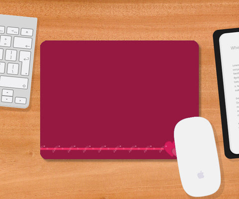 Mousepad, Feel My Love Mousepad | Artist : Srikanth R, - PosterGully
