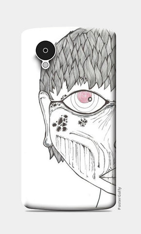 eyes on you doodle Nexus 5 Cases | Artist : Raj Patel