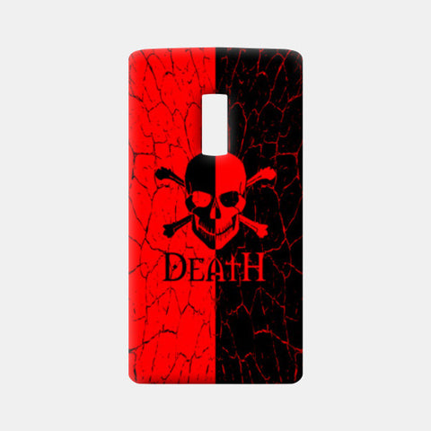 Death One Plus Two Cases | Artist : Designerchennai