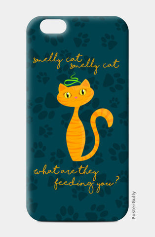 Smelly Cat | FRIENDS iPhone 6/6S Cases | Artist : Ved Uttam