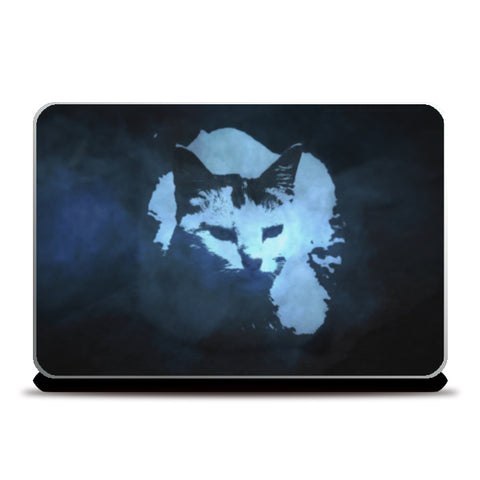 Cat Laptop Skins | Artist : Anushree Jaiswal