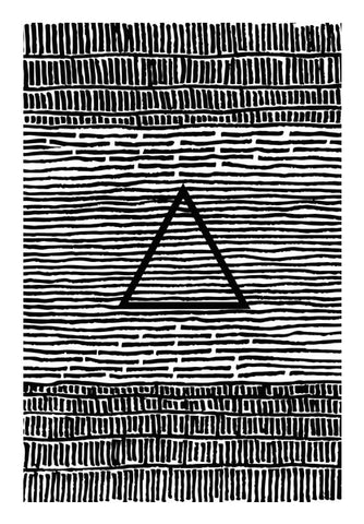 Wall Art, Triangle Wall Art | Artist: Anahat Kaur, - PosterGully