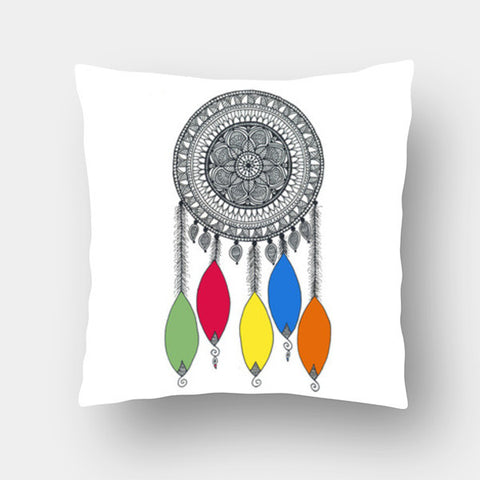 Cushion Covers, Dream Catcher Cushion Covers | Artist : Suchita Pande, - PosterGully
