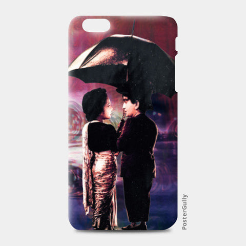 Shree 420 Oil Caricature iPhone 6 Plus/6S Plus Cases | Artist : Deepak Gupta