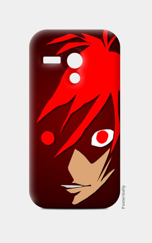 Moto G Cases, Death Note KIRA Moto G Cases | Artist : Shivansh Budakoti, - PosterGully