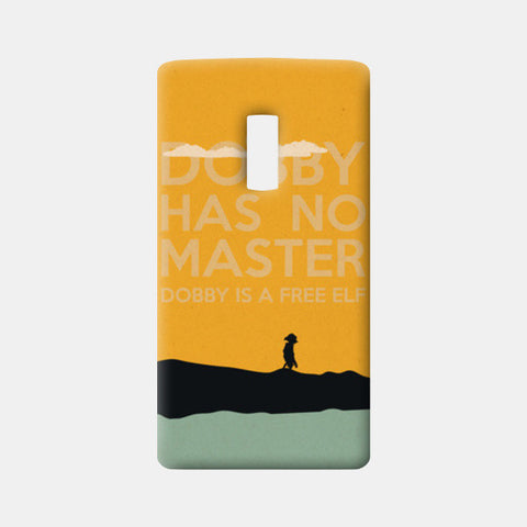 One Plus Two Cases, Dobby is a Free Elf One Plus Two Cases | Artist : Rishabh Bhargava, - PosterGully