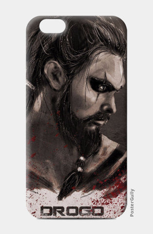 iPhone 6 / 6s, Khal Drogo Game Of Thrones iPhone 6 / 6s Case | Artist: Parikshit Deshmukh, - PosterGully