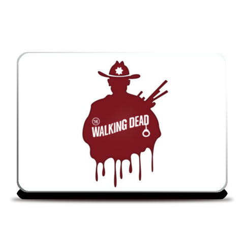 Laptop Skins, Walking Dead Laptop Skins | Artist : Dev Ballal, - PosterGully
