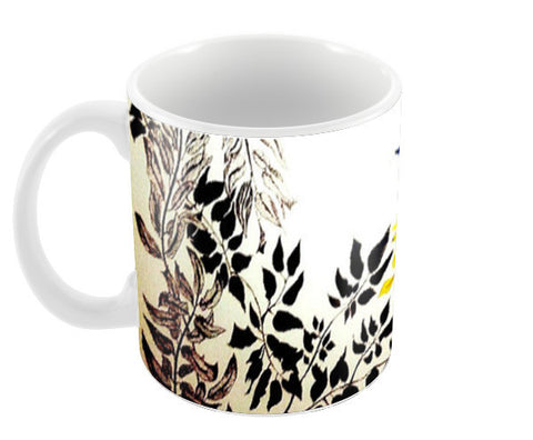 Wreath Coffee Mugs | Artist : Awanika Anand