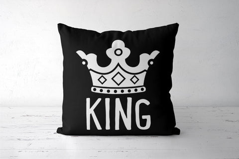 KING Cushion Covers | Artist : Dhruv Narelia