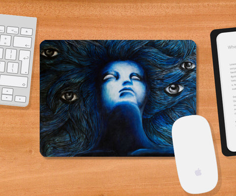 Influences Mousepad | Artist : Anitha Vallikunnel