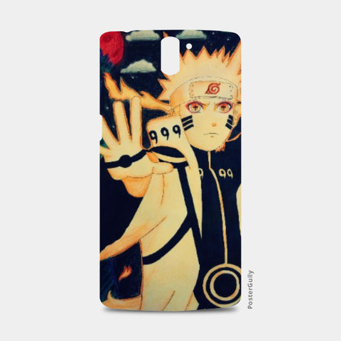 One Plus One Cases, Naruto-Blood moon One Plus One Case | Artist:Abhilash Katta, - PosterGully