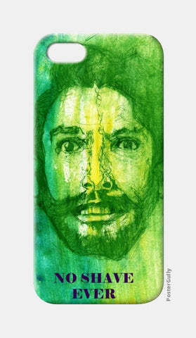 iPhone 5 Cases, no shave ever : bollywood style iPhone 5 Cases | Artist : the scribble stories, - PosterGully