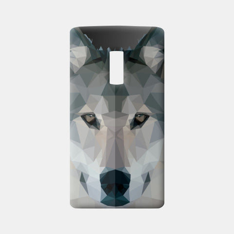 One Plus Two Cases, Poly Wolf One Plus Two Cases | Artist : Shashanka Beshra, - PosterGully
