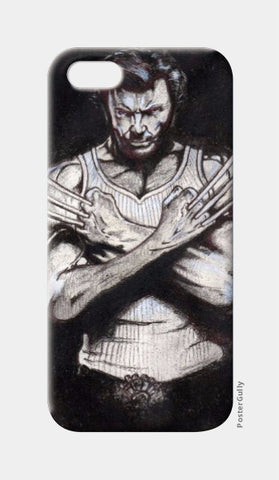 iPhone 5 Cases, Wolverine iPhone 5 Case  | Artist:Sumit Sinha, - PosterGully