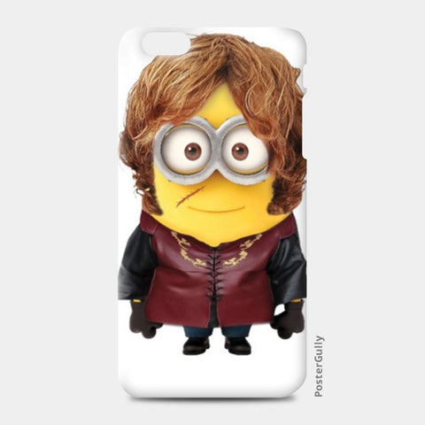 iPhone 6 Plus / 6s Plus Cases, Minion Lannister Artwork iPhone 6 Plus / 6s Plus Case | Artist: Tridib Das, - PosterGully