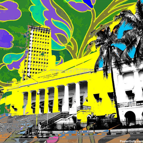 Brand New Designs, Central Library Artwork | Artist: Pradeesh K, - PosterGully