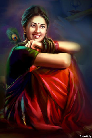 Brand New Designs, Digital Painting Artwork | Artist: Raviraj Kumbhar, - PosterGully
