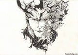 Brand New Designs, Loki Artwork | Artist: Shyam Zawar, - PosterGully - 1