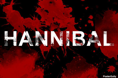 Brand New Designs, Hannibal Artwork | Artist: Pratyaksh Prajapati, - PosterGully - 1