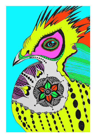 The Lazy Himalayan Pheasant Art PosterGully Specials