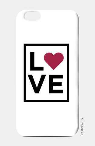 Love iPhone 6/6S Cases | Artist : Abhishek Bhardwaj