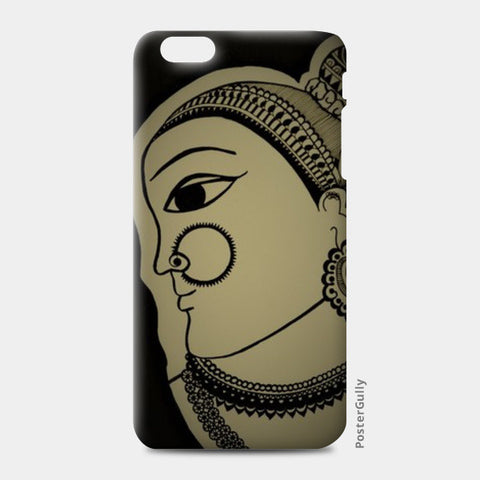 #Mural iPhone 6 Plus/6S Plus Cases | Artist : Divya Iyer