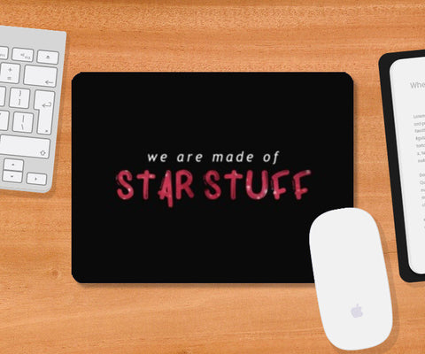 Mousepad, Star Stuff Mousepad | Maaham Rizvi, - PosterGully