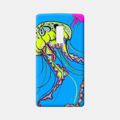JellyWish One Plus Two Cases | Artist : Anjuri Jain