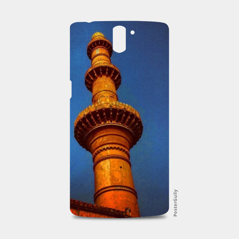 One Plus One Cases, Mughal Pride Daulatabad Fort One Plus One Cases | Artist : Yagneswar Vamsi, - PosterGully