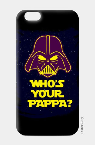 iPhone 6/6S Cases, Who's Your Pappa iPhone 6/6S Cases | Artist : Random Chinese Friend, - PosterGully