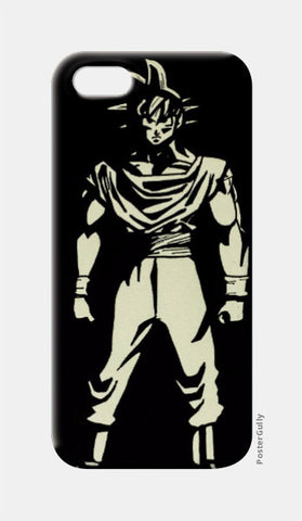 iPhone 5 Cases, Goku DragonBall Z  iPhone 5 Case | Artist: Abhinav Moona, - PosterGully