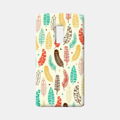 Feather One Plus Two Cases | Artist : Nishit Shah
