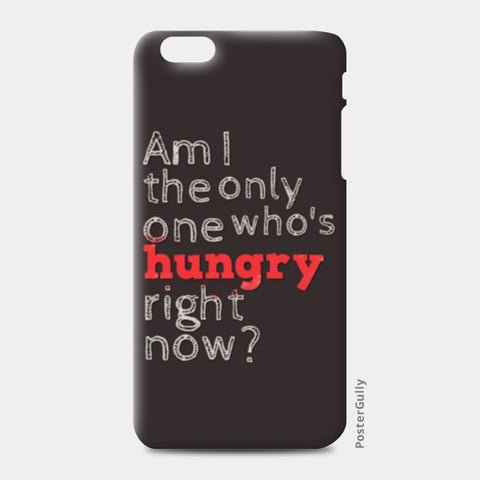 iPhone 6/6S Plus Cases, Funny Hungry iPhone 6 Plus/6S Plus Cases | Artist : Vinod Desai, - PosterGully