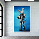 fennec the captain Wall Art | Artist : Durro Art