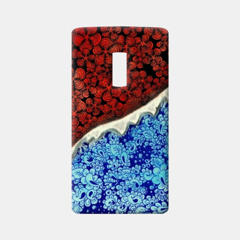 Fire and Ice!! One Plus Two Cases | Artist : Chaitanya Deepti