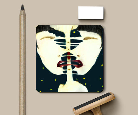 Coasters, RIP ME APART Coasters | Artist : mohna singh, - PosterGully