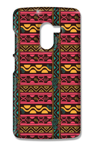 Abstract geometric pattern african style Lenovo K4 Note Cases | Artist : Designerchennai