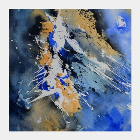 Square Art Prints, abstract 511103 Square Art Prints | Artist : pol ledent, - PosterGully
