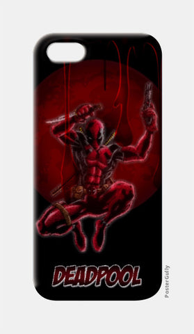 iPhone 5 Cases, Deadpool Artwork, - PosterGully